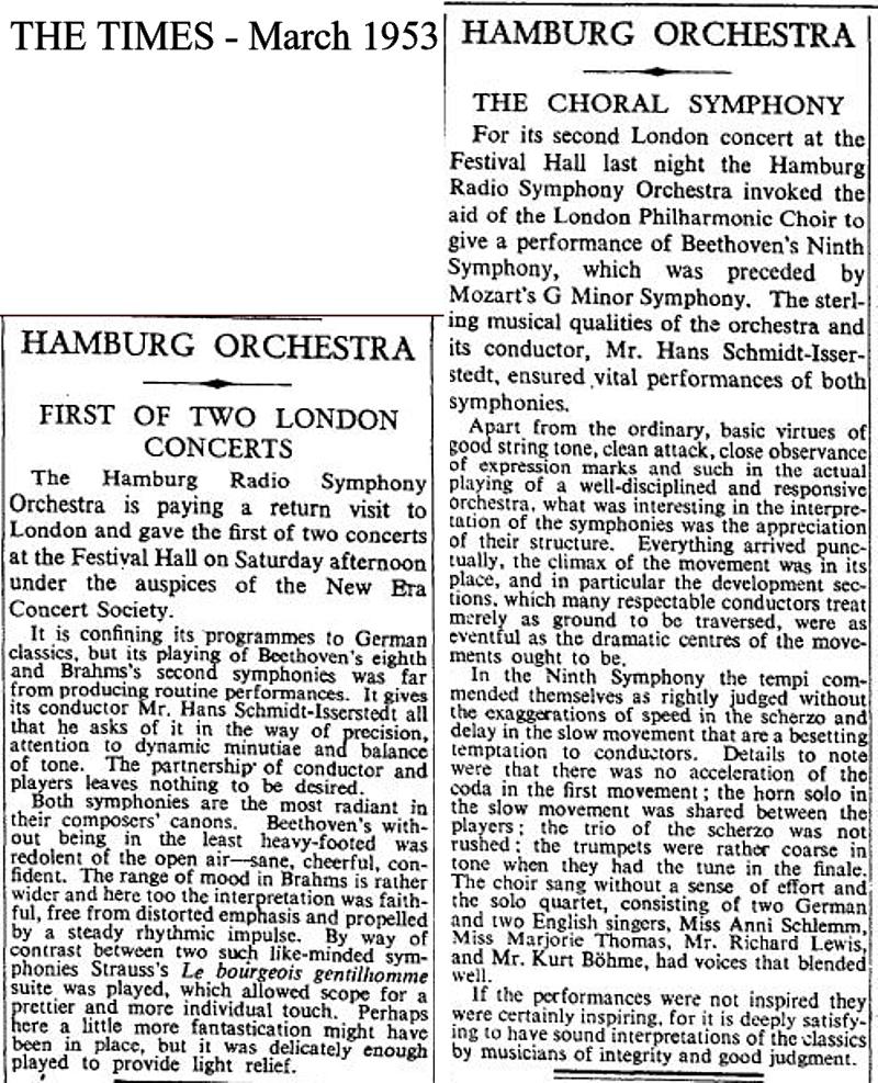 Brahms Ernest Ansermet Conducting LOrchestre De La Suisse Romande Third Symphony