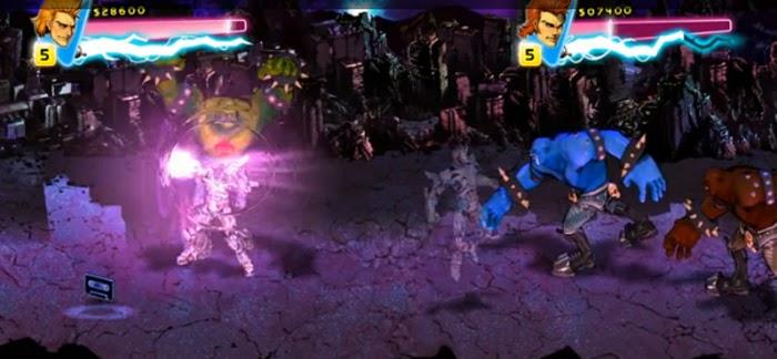 Double Dragon Neon - detonado versão PC