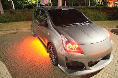 modifikasi nissan grand livina ceper