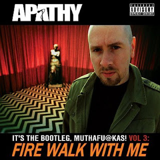 Apathy - Fire Walk With Me: It's The Bootleg, Muthafu@kas! Vol. 3 (2CD) (2012) [FLAC