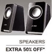 PayTM: Buy Speakers with extra 50% Cashback -BuytoEarn