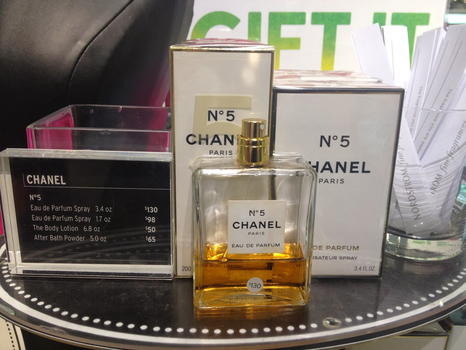 chanel n 5 parfum my lovely fashionista. Black Bedroom Furniture Sets. Home Design Ideas