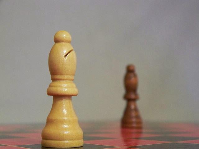 10 Buah Catur terkecil kemungkinan selamat di permainan