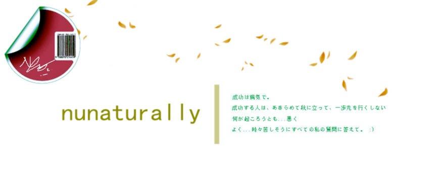 Nunaturally