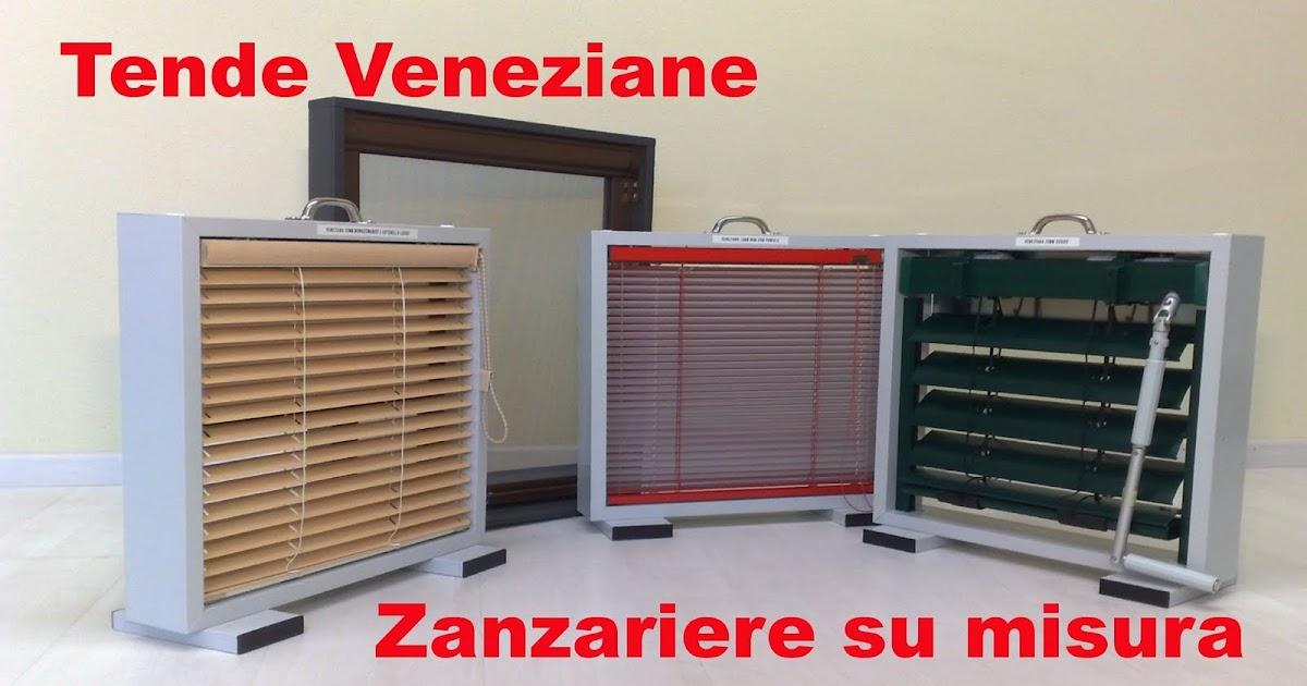 tende materassi letti poltrone divani - ZILVETTI TENDAGGI: Tende veneziane e zanzariere su misura