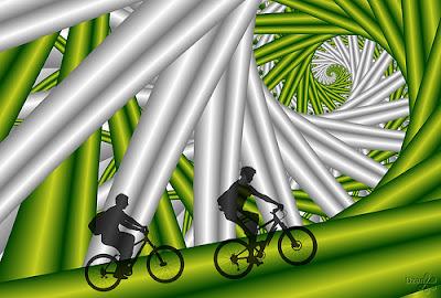 Les lignes de temps et l'ascension Enjoy+the+ride+timeline