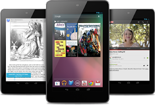 Nexus 7-Inch Newest Android Powered Tablet