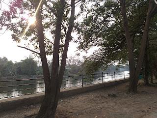 sungai cisadane tangerang