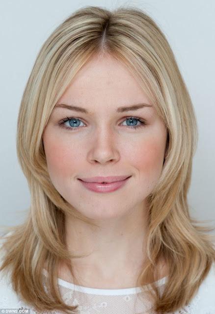 IMAGEM - Florence Colgate, mulher com o rosto mais perfeito