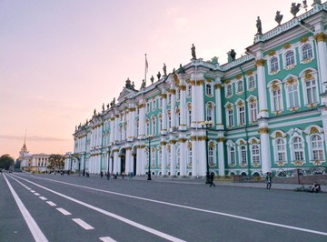Hermitage Museum Saint-Petersburg Russia