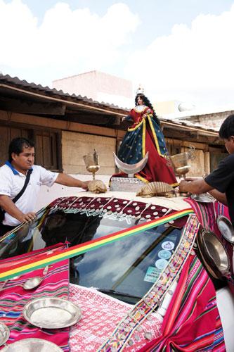 Entradas folkloricas en Bolivia 55