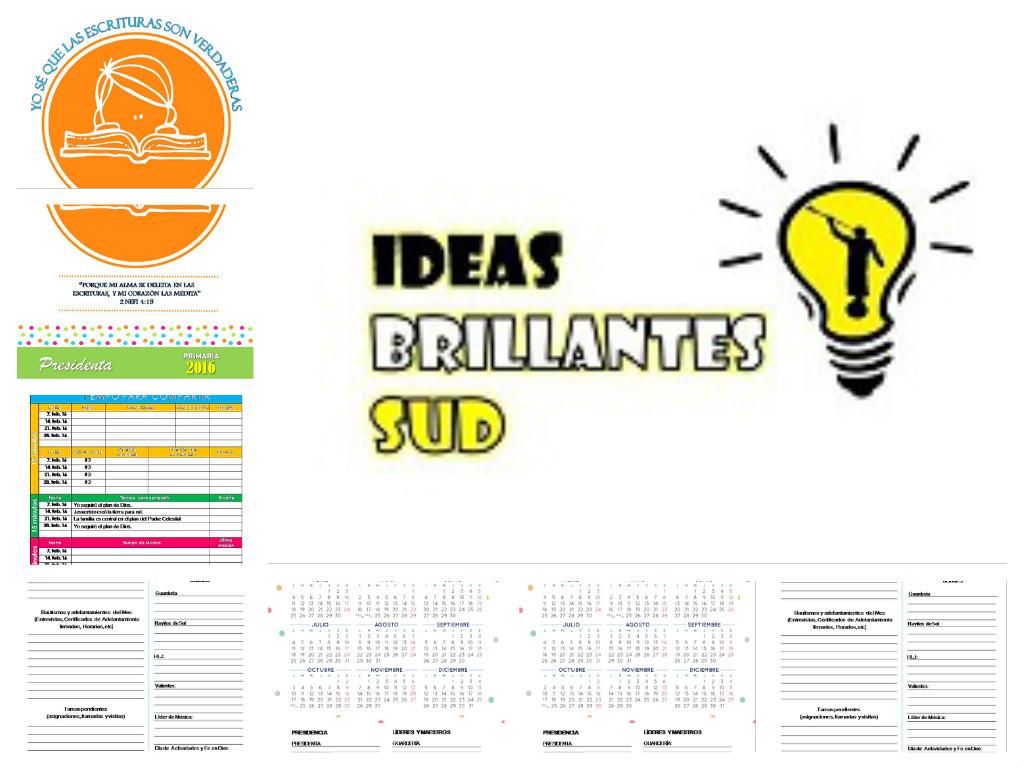 Ideas Brillantes SUD