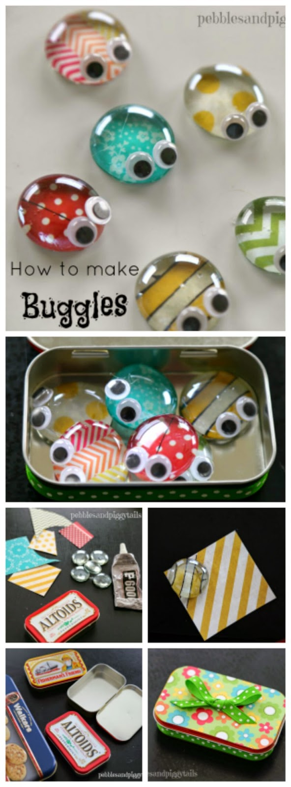 Head over to the next page to see how to make the cute tin container