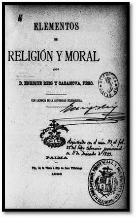 Religión y moral