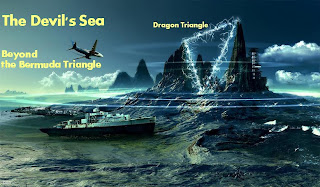 Beyond the Bermuda Triangle, The Devil's Triangle, The Dragon's Triangle, The Taiwan Triangle,