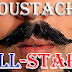 Moustache All-Stars: The Best Staches of the First Half of 2014