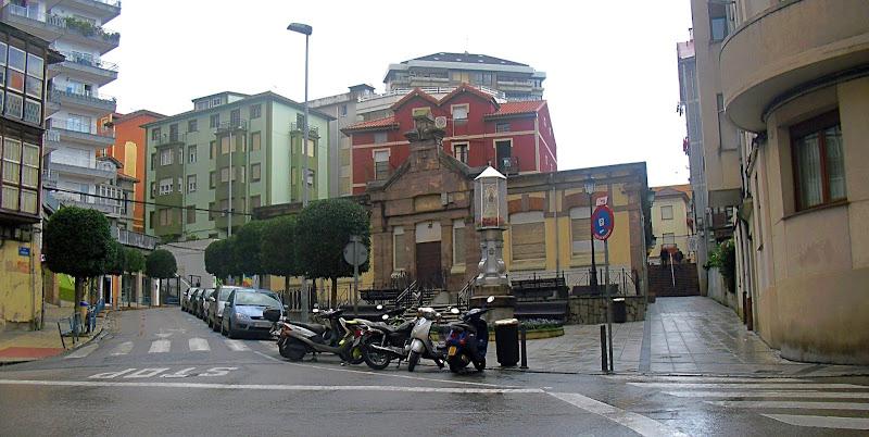 Calle Perines en Santander