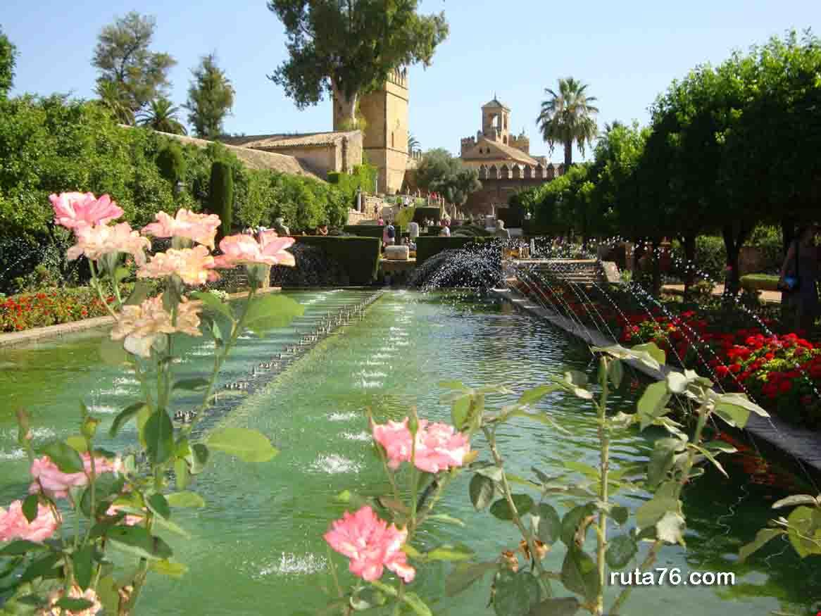 Fotos de cordoba andaluc a ruta 76 - Jardines cordoba ...