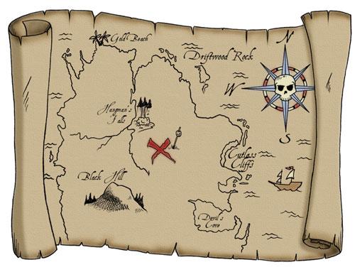 موقع بنك الأفكار الدعوية الإبداعية: خريطة الكنز