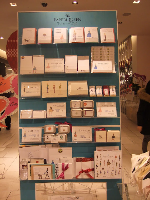 The Paperqueen Pop-Up Shop at Holt Renfrew