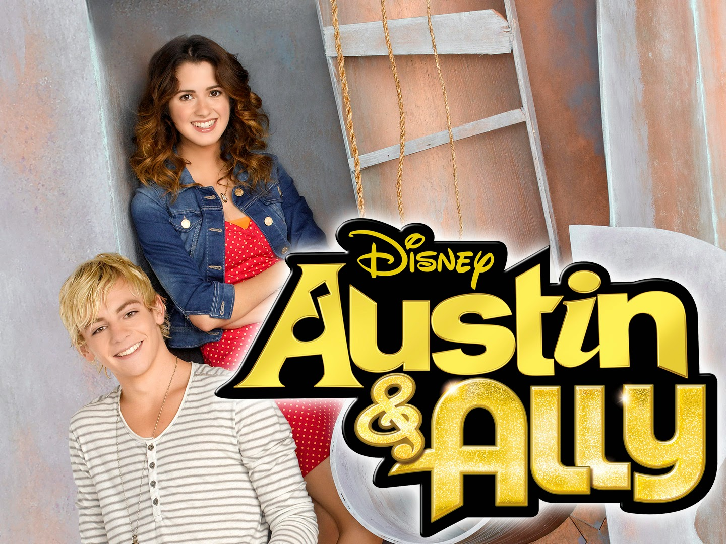 Austin & Ally | Mash Up Of Songs | Disney Channel UK