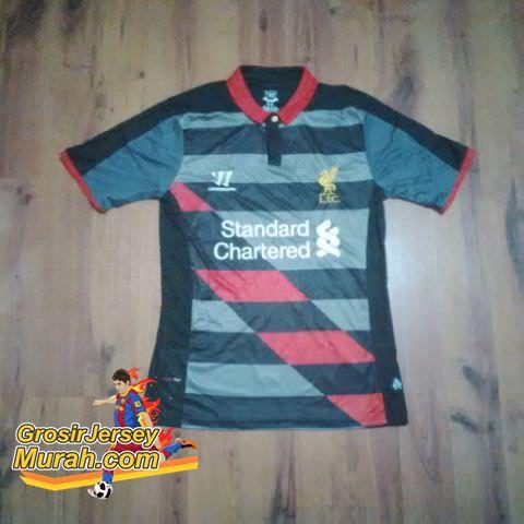 Jual Jersey Liverpool 3rd 2014 dan 2015