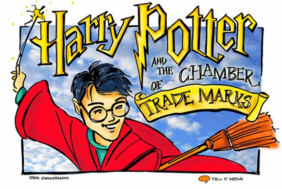 Tell IT Media: WOULD THE REAL HARRY POTTER PLEASE STAND UP - BOTTLING YOUR OWN NAME AS A TRADEMARK