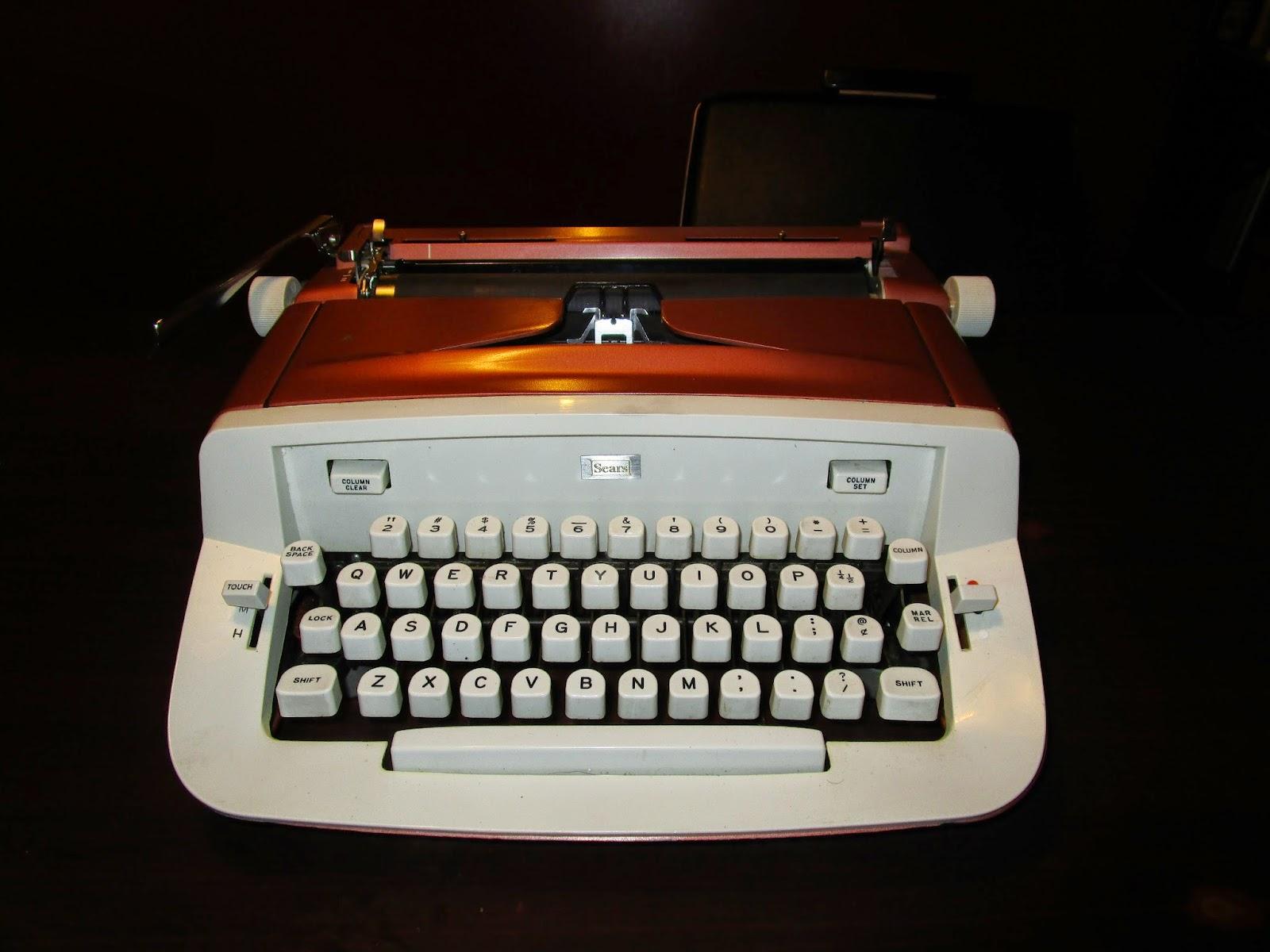 royal typewriters 1968 sears cutlass rh royaltypewriters blogspot com Craftsman Snow Blower Parts Manuals Craftsman Snowblower Manual
