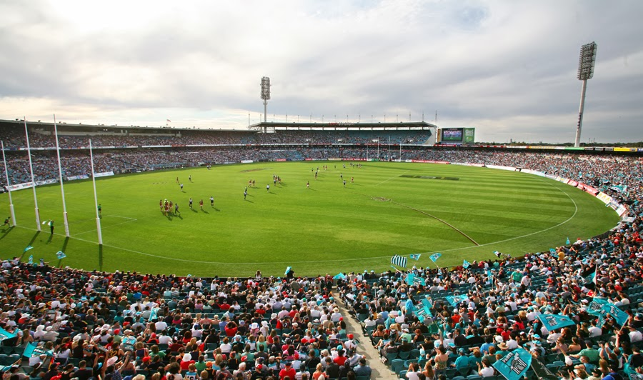 AFL ground