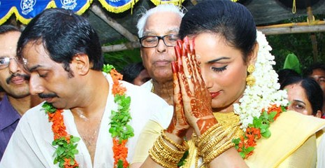Marriage of swetha menon |Shaadi