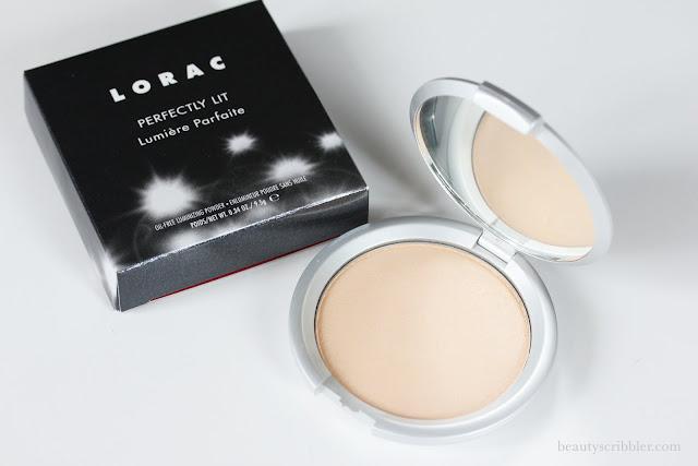 LORAC Perfectly Lit Luminizing Powder