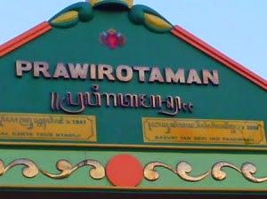 hotel Prawirotaman  Jogja