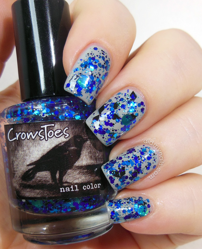 CrowsToes Chess You Dog swatch