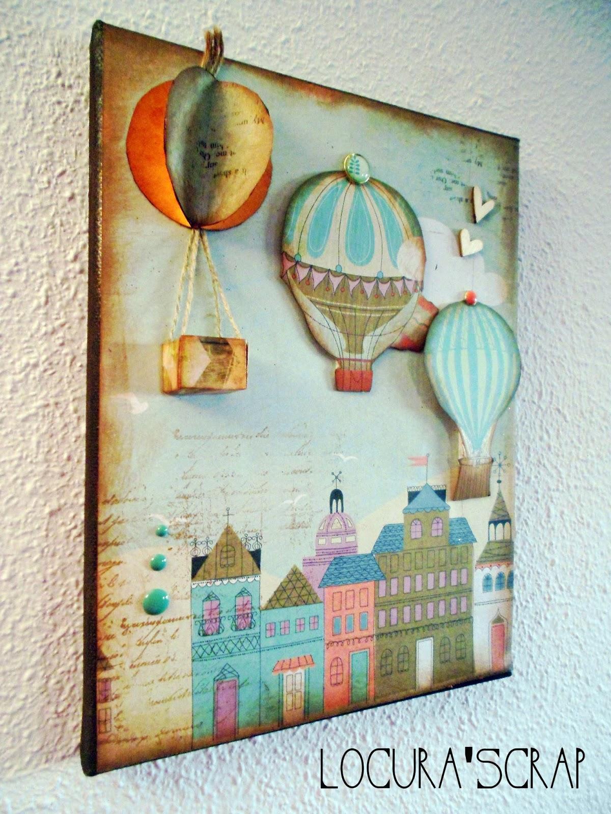 How to scrapbook canvas - Decirme Vuestra Opini N Que Pas Is Un Buen Fin De Semana Besotes