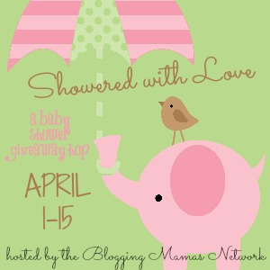 Showered with Love Giveaway Hop