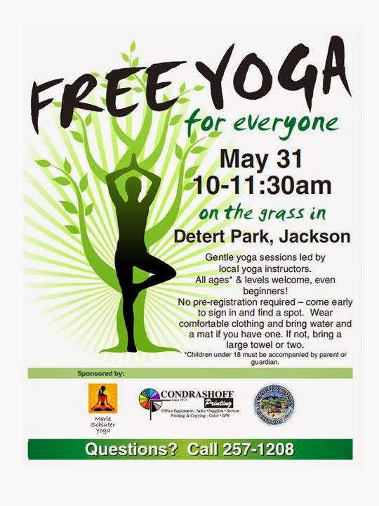 Free Yoga for Everyone