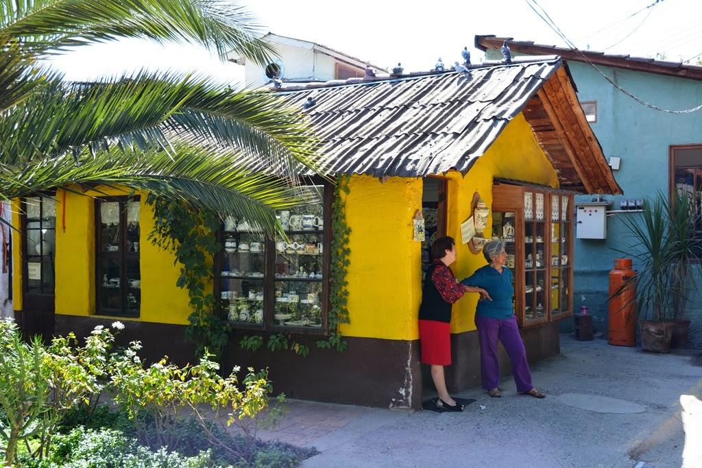 Centre Artisanal de Los Dominicos Santiago