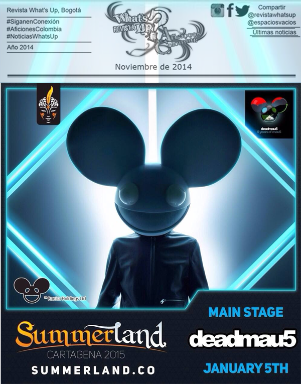 Deadmau5-Summerland-2015