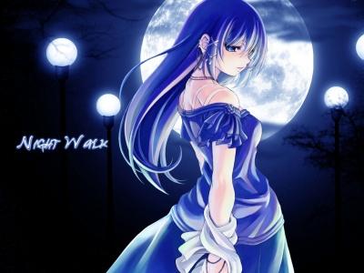 Imagenes Anime romanticos muy buenos Anime%2BChica