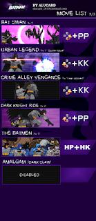 Batman Mugen Char