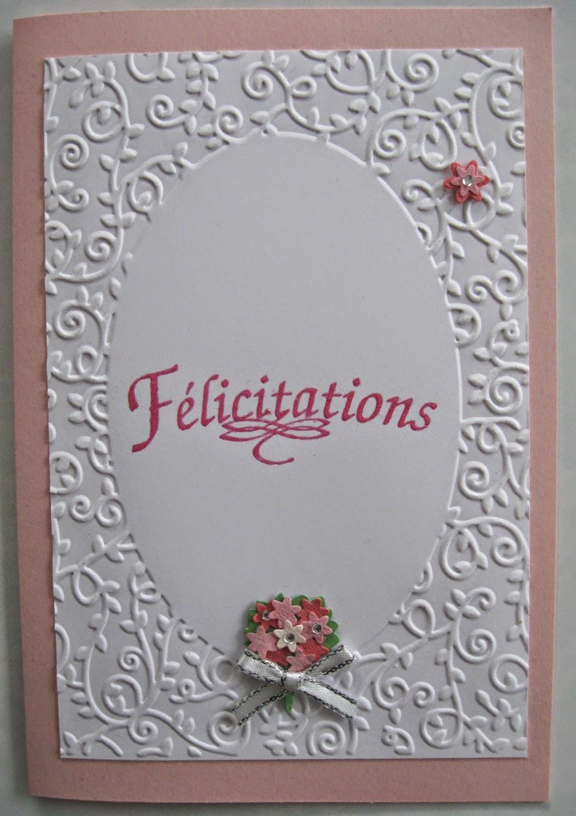 rose de biboun cartes de f licitations pour un mariage f licitez les mari s. Black Bedroom Furniture Sets. Home Design Ideas