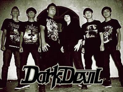 Dark Devil Band Metalcore Garut - Jawa Barat Foto Personil Logo Artwork Wallpaper