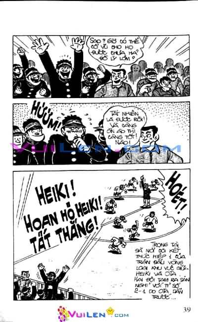 Jindodinho - Đường Dẫn Đến Khung Thành III  Tập 5 page 39 Congtruyen24h