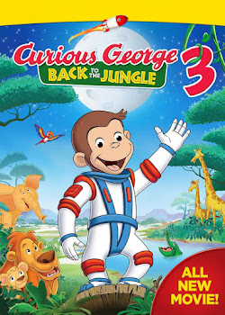 Ver Película Curious George 3: Back to the Jungle Online Gratis (2015)