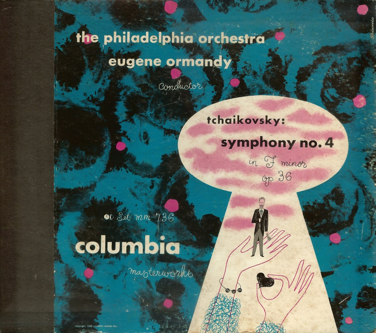 The Shellackophile: Tchaikovsky: Symphony No. 4 (Ormandy