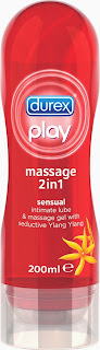 Durex Play Massage 2in1 Sensous Eliachi Gel