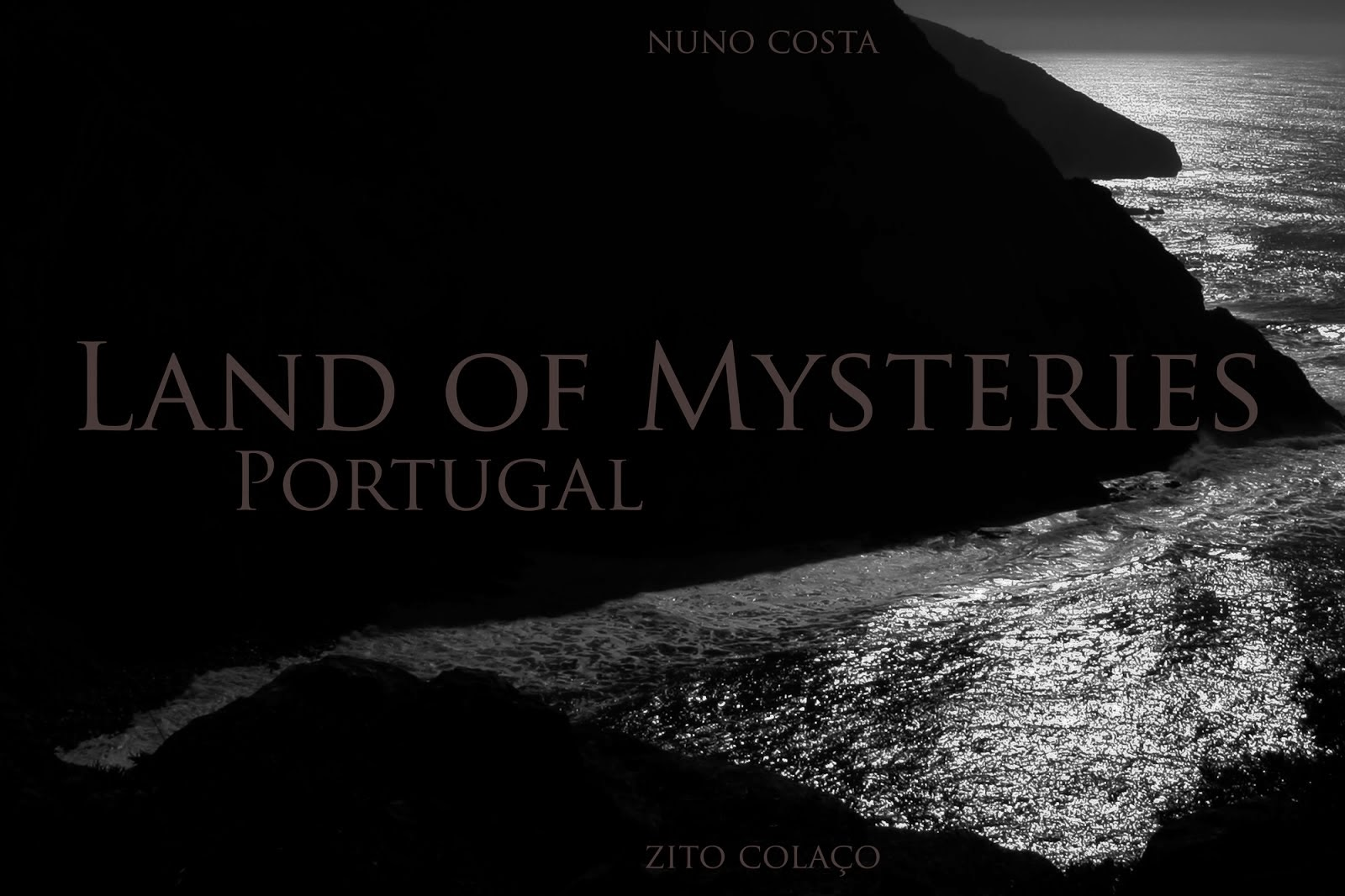 Livro Portugal - Land of Mysteries