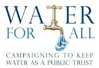 Σώστε το νερό μας!