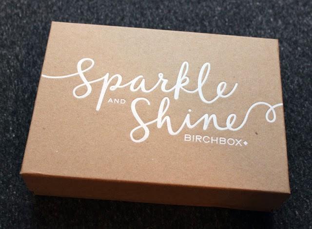December 2013 Birchbox