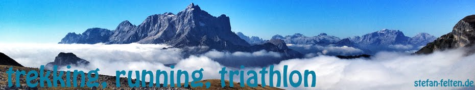Trekking, Running, Triathlon